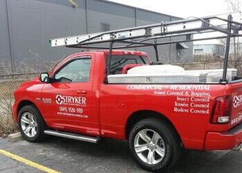 Columbus pest control company Stryker Pest Control LLC