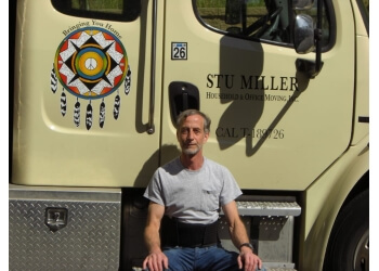 Berkeley moving company Stu-Miller Household & Office