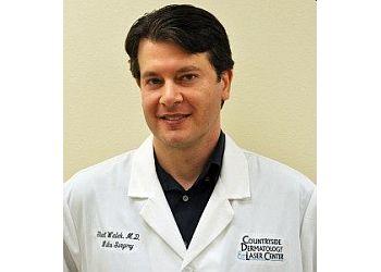 Clearwater dermatologist Stuart A. Walek, MD