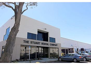 Fremont rental company Stuart Event Rentals
