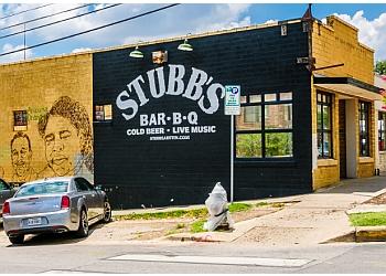 Austin barbecue restaurant Stubb's BBQ