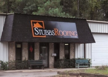 Tallahassee roofing contractor Stubbs Roofing Company