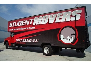 Huntington Beach moving company Student Movers