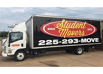 Baton Rouge moving company Student Movers, Inc.