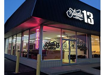 Fort Wayne tattoo shop Studio 13 Tattoo