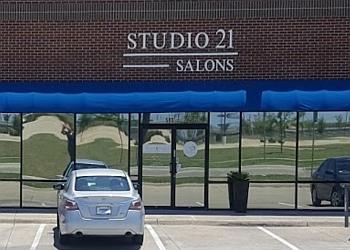 Grand Prairie hair salon Studio 21 Salons
