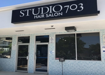 Fort Lauderdale hair salon Studio 703 Hair Salon