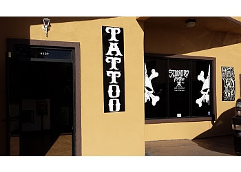 Chula Vista tattoo shop Studio 767 Art Parlor