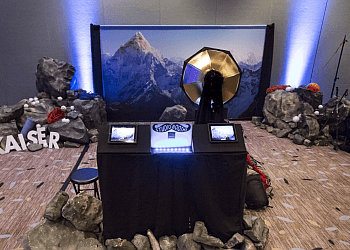 San Jose photo booth company Studio Booths