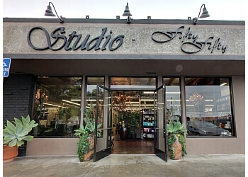 Huntington Beach hair salon Studio Fifty Fifty