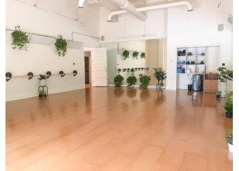 Columbia yoga studio Studio Fire