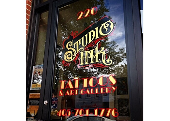 Norman tattoo shop Studio Ink Tattoos & Art Gallery
