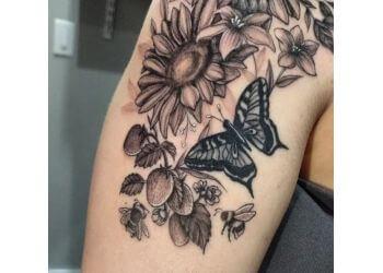 Vancouver tattoo shop Studio X Tattoo