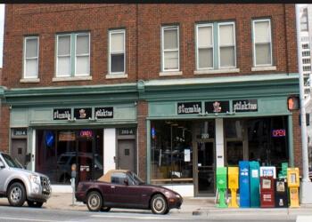 Greensboro sports bar Stumble Stilskins