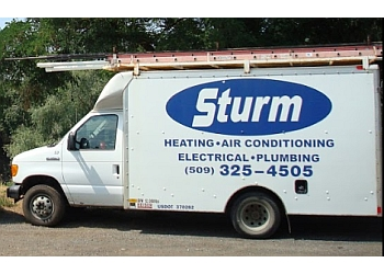 Spokane hvac service Sturm Heating & Air Conditioning