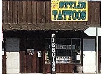 Visalia tattoo shop Stylin Tattoo
