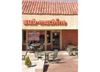 Lancaster sandwich shop Sub Machine