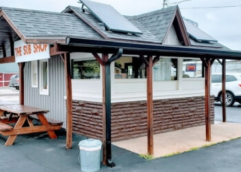 Springfield sandwich shop Sub Shop
