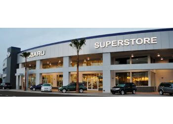 Chandler car dealership Subaru Superstore