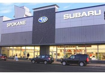Spokane car dealership SUBARU OF SPOKANE