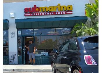 Oceanside sandwich shop Submarina