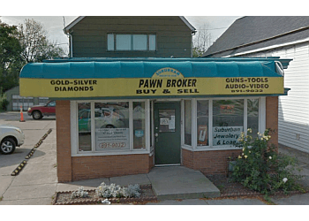 Buffalo pawn shop Suburban Jewelry & Loan