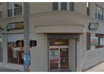 Bridgeport sandwich shop Subway