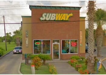 Brownsville sandwich shop Subway