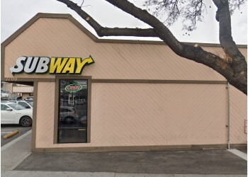 Glendale sandwich shop Subway