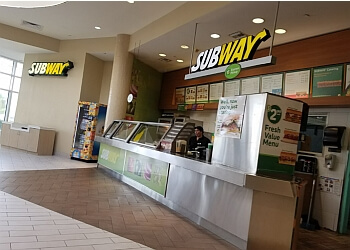 Hialeah sandwich shop Subway