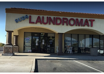 Surprise dry cleaner Suds Laundromat