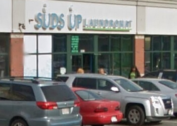 Worcester dry cleaner Suds Up Laundry