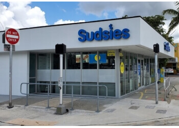 Miami dry cleaner Sudsies Dry Cleaners