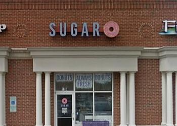 Charlotte donut shop Sugar Handmade Gourmet Donuts