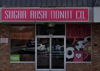 Mobile donut shop Sugar Rush Donut Company