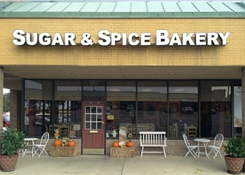 Plano bakery Sugar and Spice Bakery