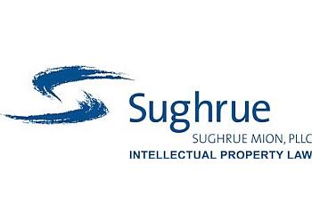 Washington patent attorney Sughrue Mion PLLC