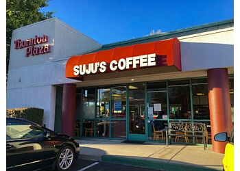 Fremont cafe Suju's Coffee & Tea