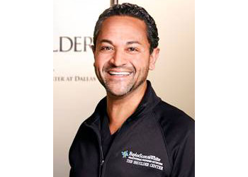 Dallas orthopedic Sumant Butch Krishnan, MD - Baylor Scott & White The Shoulder Center at Baylor University Medical Ce
