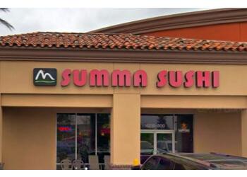 Fontana sushi Summa Sushi