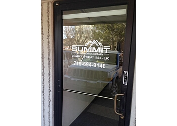 Colorado Springs sign company Summit Custom Sign Company