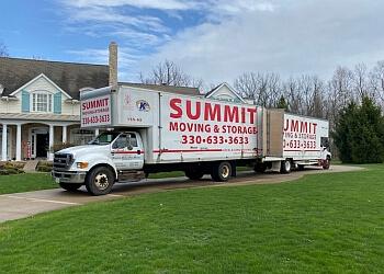Akron moving company Summit Moving & Storage