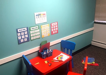 Aurora occupational therapist Summit Pediatric Therapy