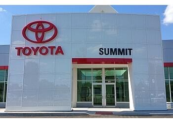 Akron car dealership SUMMIT TOYOTA
