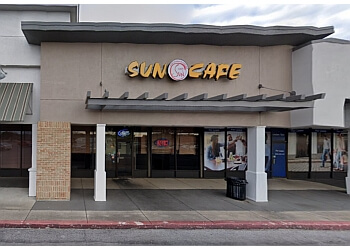 Huntsville sushi Sun Cafe