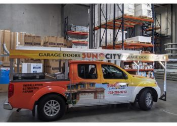 Henderson garage door repair Sun City Garage Doors