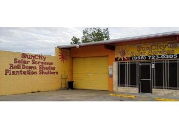 Laredo window treatment store SunCity Solar Screens