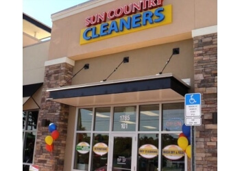 St Petersburg dry cleaner Sun Country Cleaners
