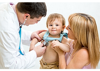 Ventura pediatrician Sun H. Lee, MD