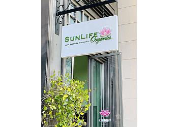 Thousand Oaks juice bar SunLife Organics